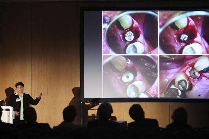 14th Dentsply Friadent World Symposium, Barcelona, foto: wildbild